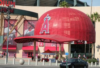 Angels Hat, Anaheim, CA