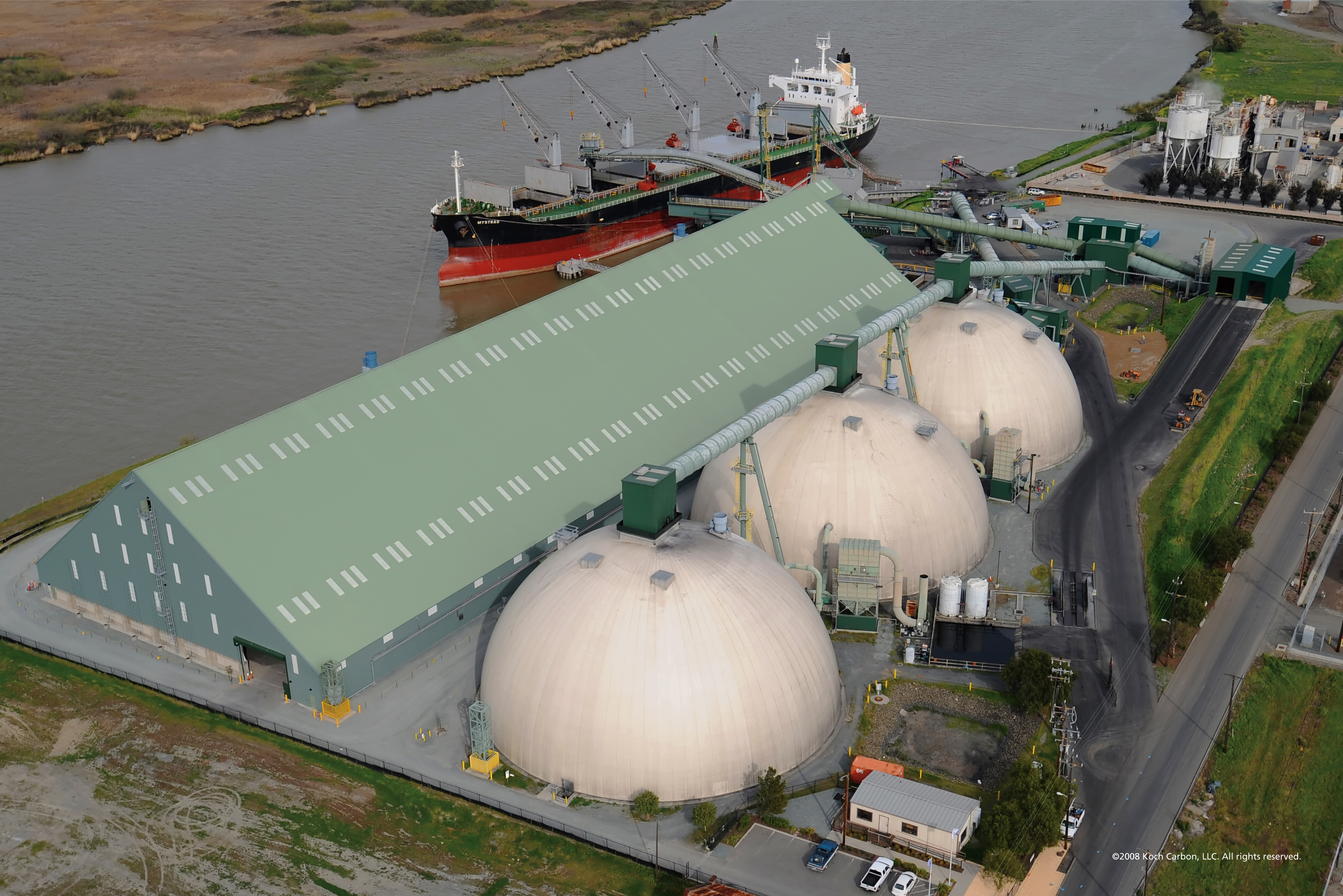 KOCH-CARBON-PETROLEUM-STORAGE-FACILITY-PITTSBURG-CALIFORNIA