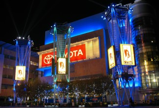 NOKIA PLAZA SCREENS